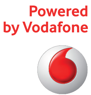 Powered by Vodafone